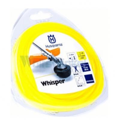 HUSQVARNA FIO NYLON WHISPER 2.7X12 MT