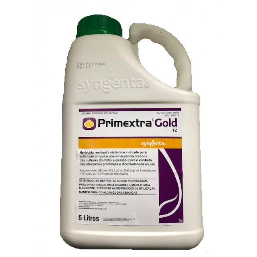 SYNGENTA PRIMEXTRA GOLD T