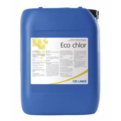 ZOOPAN ECO- CHLOR - 25 KG