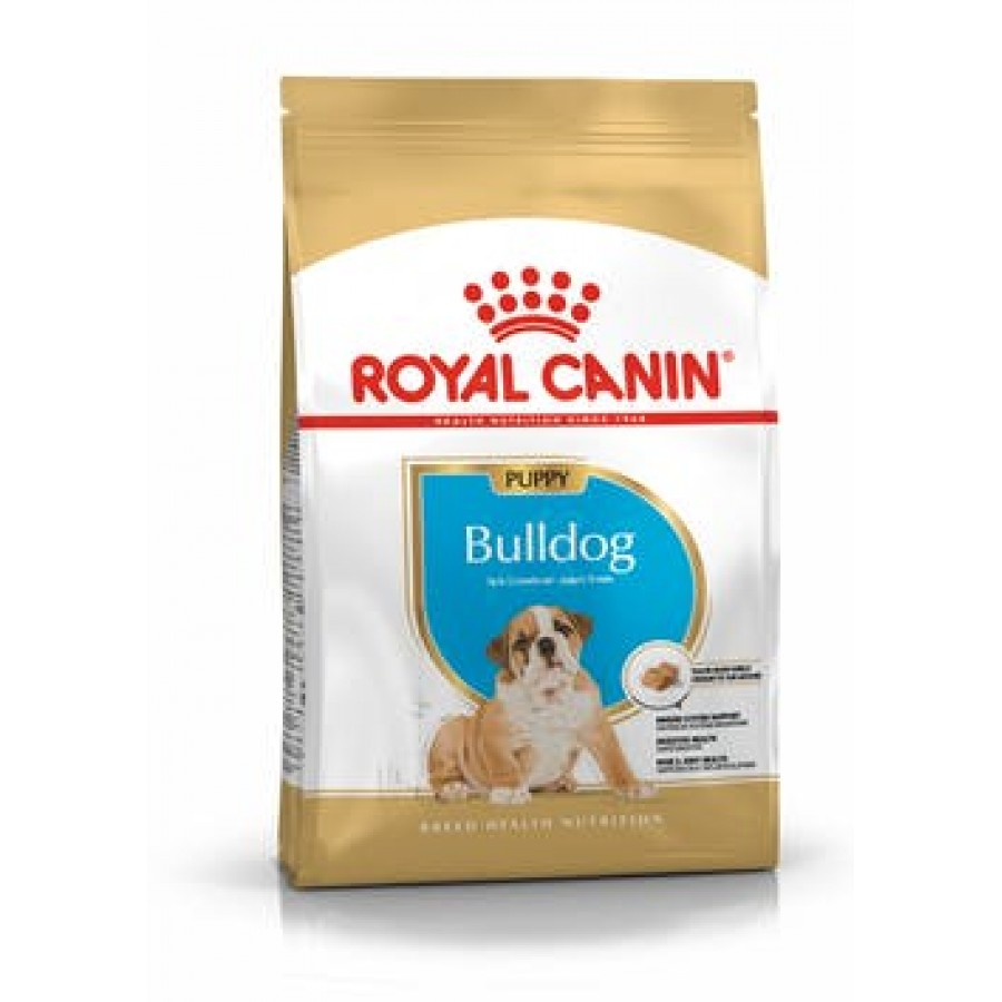 ROYAL CANIN BULLDOG JR