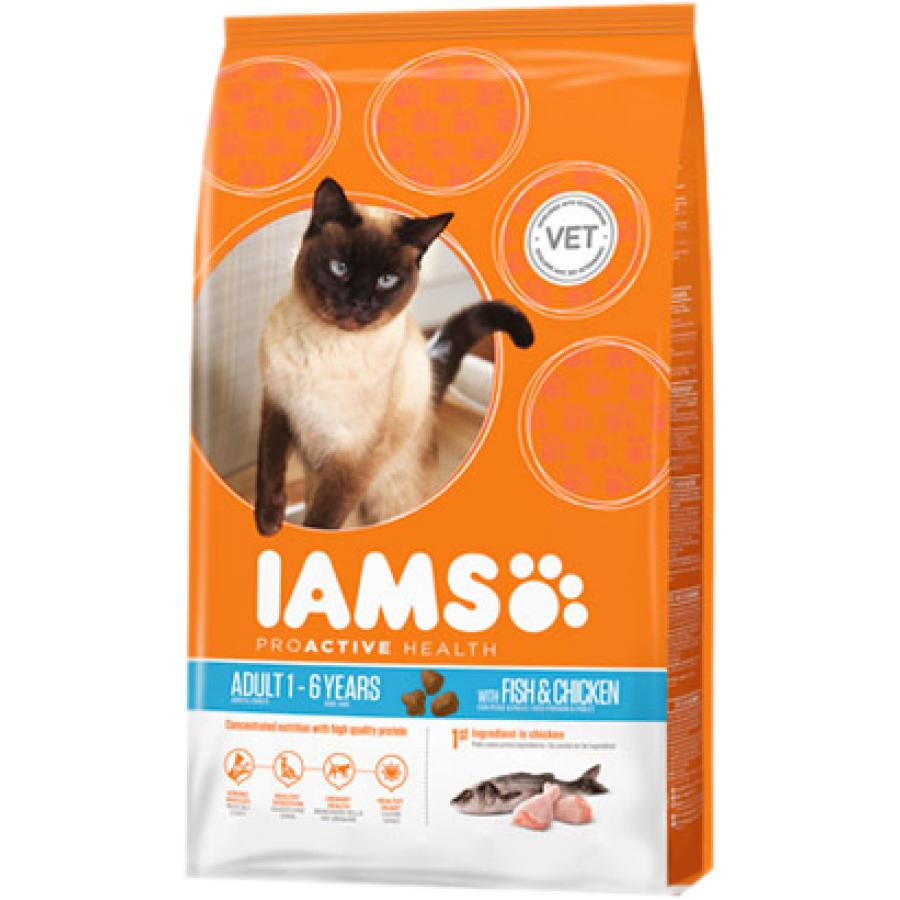 IAMS FISH    300 GR