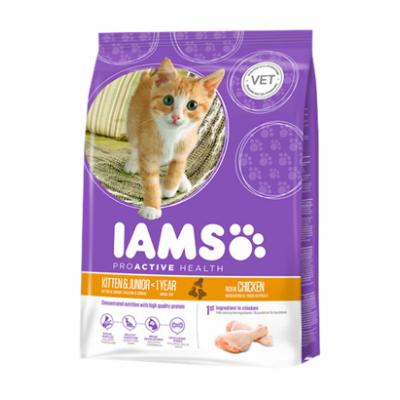 IAMS CAT KITTEN 2.55 KG