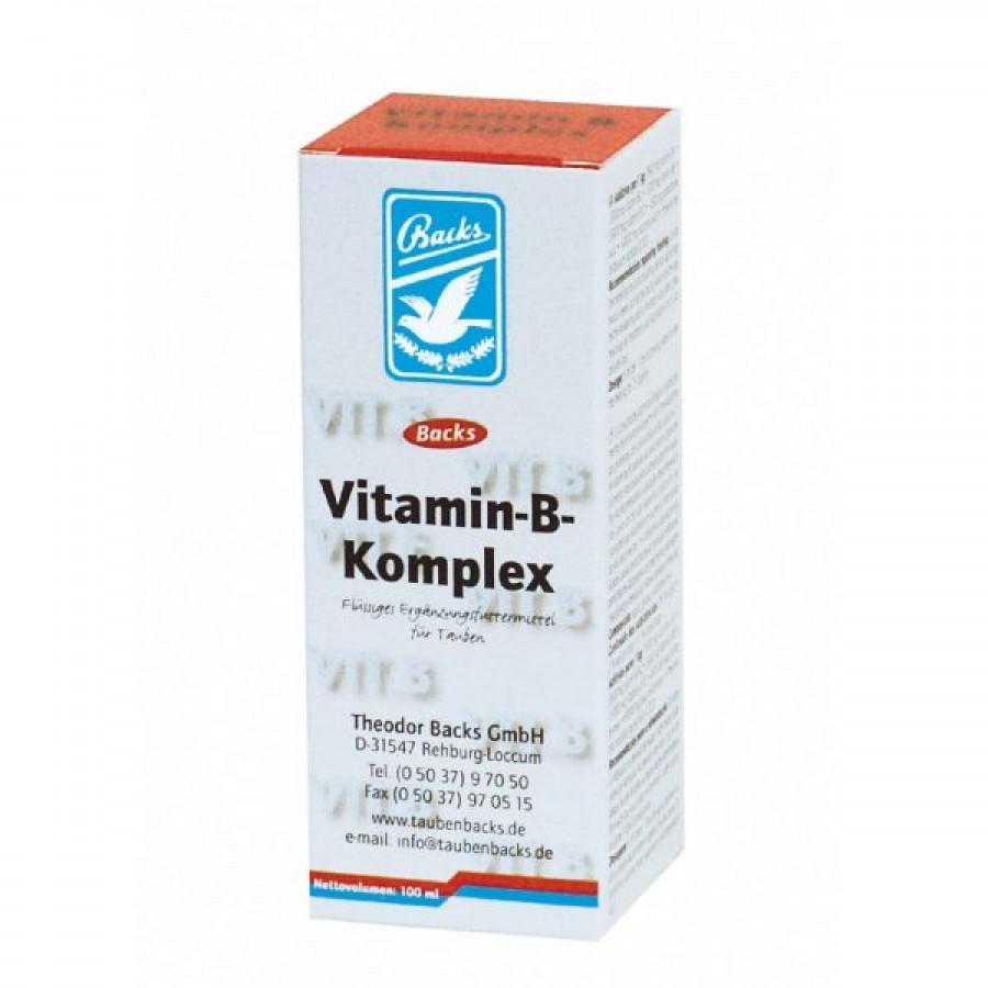 BACKS VITAMIN B KOMPLEX (
