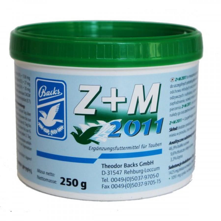 BACKS Z + M 2011   - 250