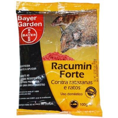 BAYER RACUMIN FORTE PT/DG