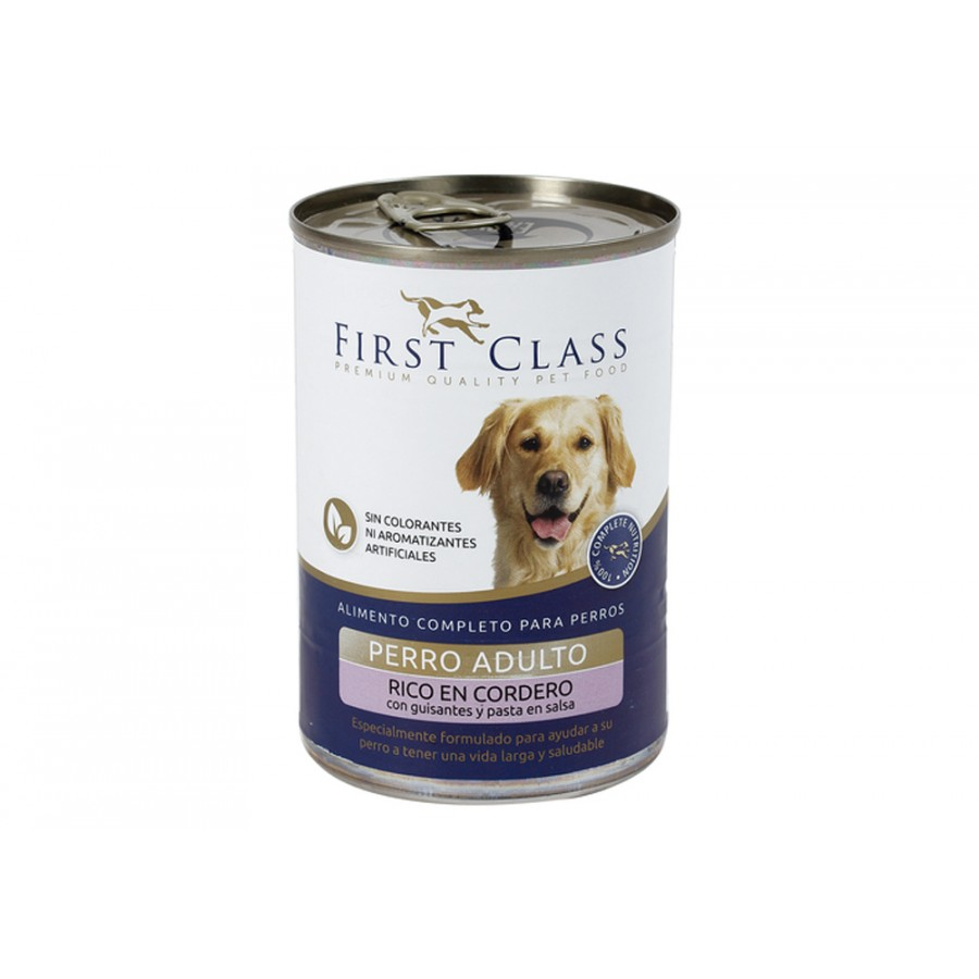 FIRST CLASS - CAO ADULTO