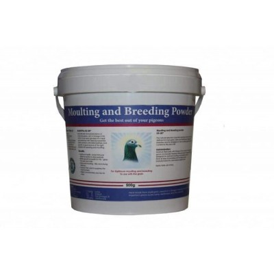 PIGEON MOULTING & BREEDIN